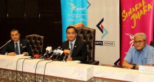 1605109567 Walaupun Sukma dibatalkan Johor mengatakan tempat permainan akan digunakan untuk