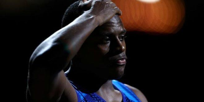 Atletik Juara dunia Coleman memohon larangan dua tahun kerana melanggar