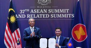 Azmin Digitalisasi untuk mempercepat pemulihan ekonomi Asean pasca Covid 19 Malaysia
