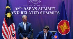 Azmin RCEP akhirnya ditandatangani setelah lapan tahun rundingan Malaysia