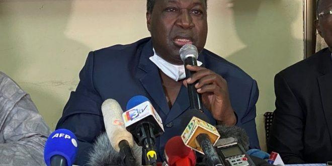 Calon pembangkang Burkina menuduh penipuan besar besaran menjelang pemilihan Ahad