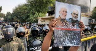 Eksklusif Iraq melatih pemimpin milisi yang disetujui AS untuk kedudukan