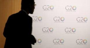 G20 memuktamadkan kerja mengenai kerangka kerja bersama untuk pengurangan hutang