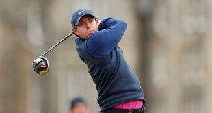 Golf McIlroy cuba sekali lagi untuk menyelesaikan Grand Slam di