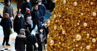 Jerman bersiap sedia untuk melanjutkan tempoh penutupan bulan hingga Disember