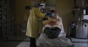 Kami lemas COVID kes membanjiri hospital di kawasan tengah Amerika
