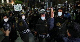 Ketua Kongres Peru akan memegang jawatan presiden setelah penggulingan Vizcarra