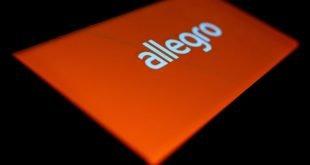 Kumpulan e dagang Poland Allegro untuk mengemudi loker bungkusan sendiri