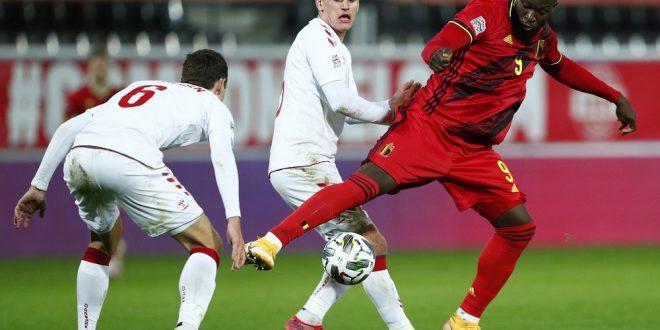 Lukaku berganda menghantar Belgium ke final Liga Bangsa Bangsa Sukan