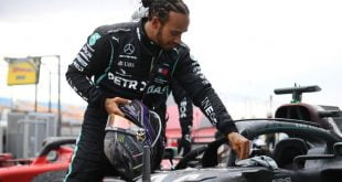 Motorsport Bangkit Sir Lewis Saya bukan wira tanpa kenal kata