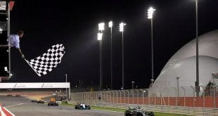 Motorsport Statistik untuk Grand Prix Formula Satu Bahrain