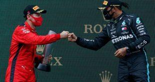 Motorsport Vettel mengaku Hamilton sebagai yang terhebat di zaman kita