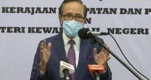 NSC mengurangkan pengurangan CMCO Sabah apabila kes Covid 19 surut