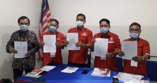 Pemberontakan di Johor Baru Bersatu apabila 11 pemimpin cawangan menuntut