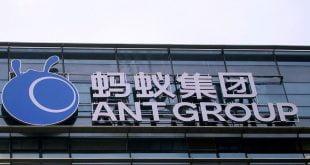 Penyenaraian Ant Group US 37b digantung di Shanghai dan