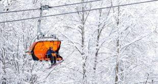 Sukan Lain Pusat peranginan ski Siberia berharap dapat menarik penduduk