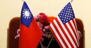 Taiwan mengatakan pegawai AS yang tidak disebutkan namanya berkunjung tidak