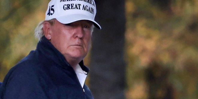 Trump melakukan serangan undang undang kerana Barr membenarkan siasatan penyelewengan suara